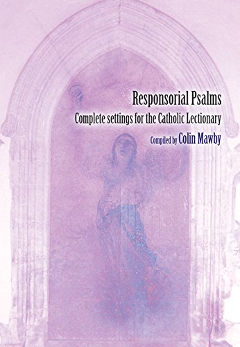 Cover of Responsorial Psalms
