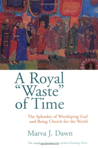 Cover of A Royal Waste of Time