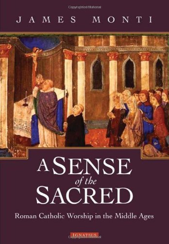 Cover of A Sense of the Sacred