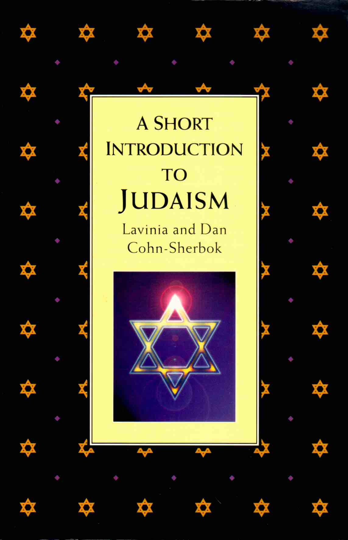 Cover of A Short Introduction to Judaism