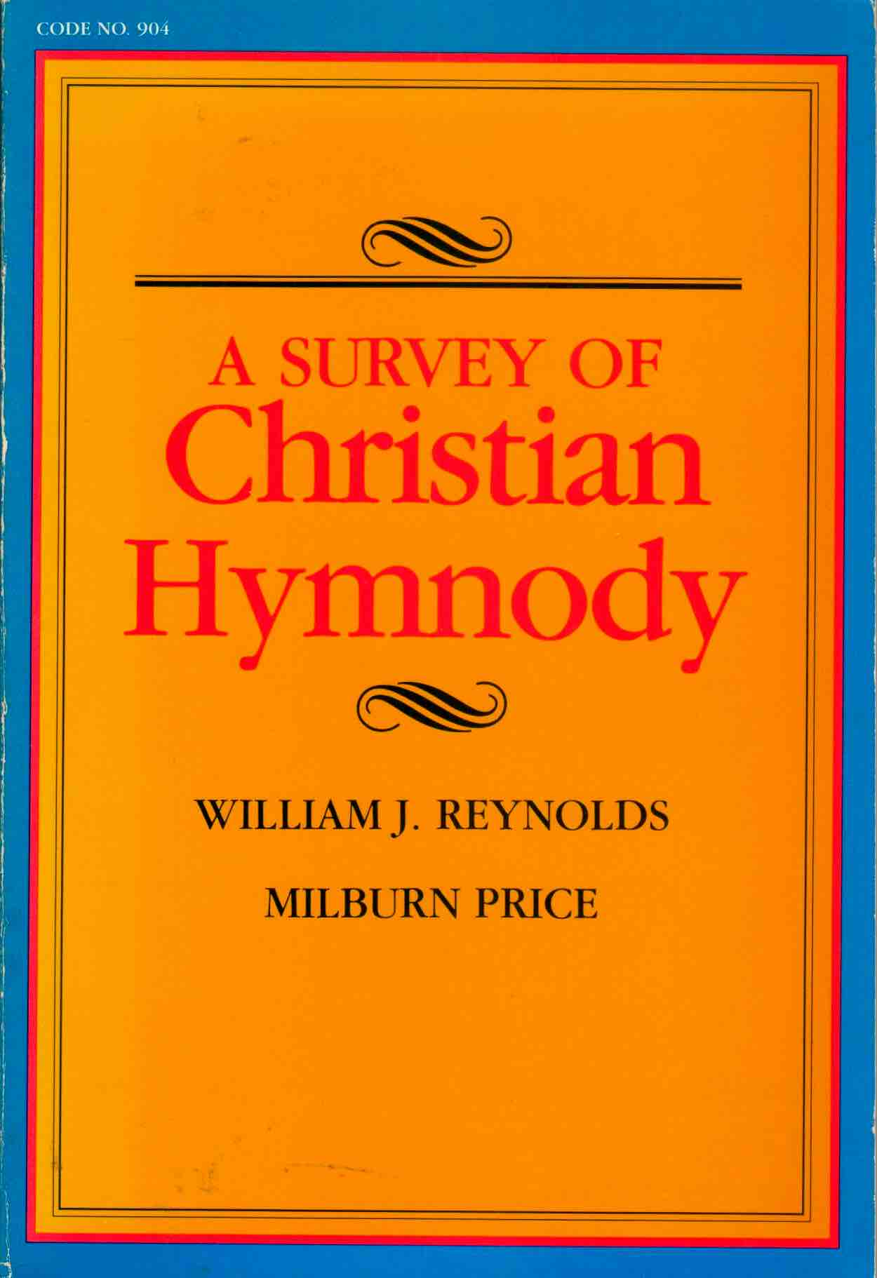 Cover of A Survey of Christian Hymnody