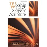 Cover of Worship in the Shape of Scripture