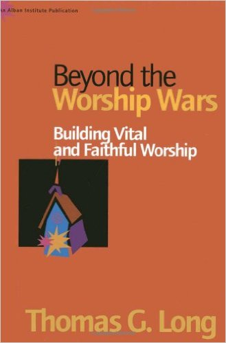 Cover of Beyond the Worship Wars