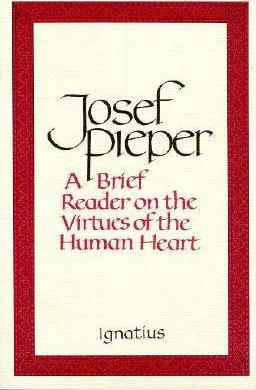 Cover of A Brief Reader on the Virtues of the Human Heart