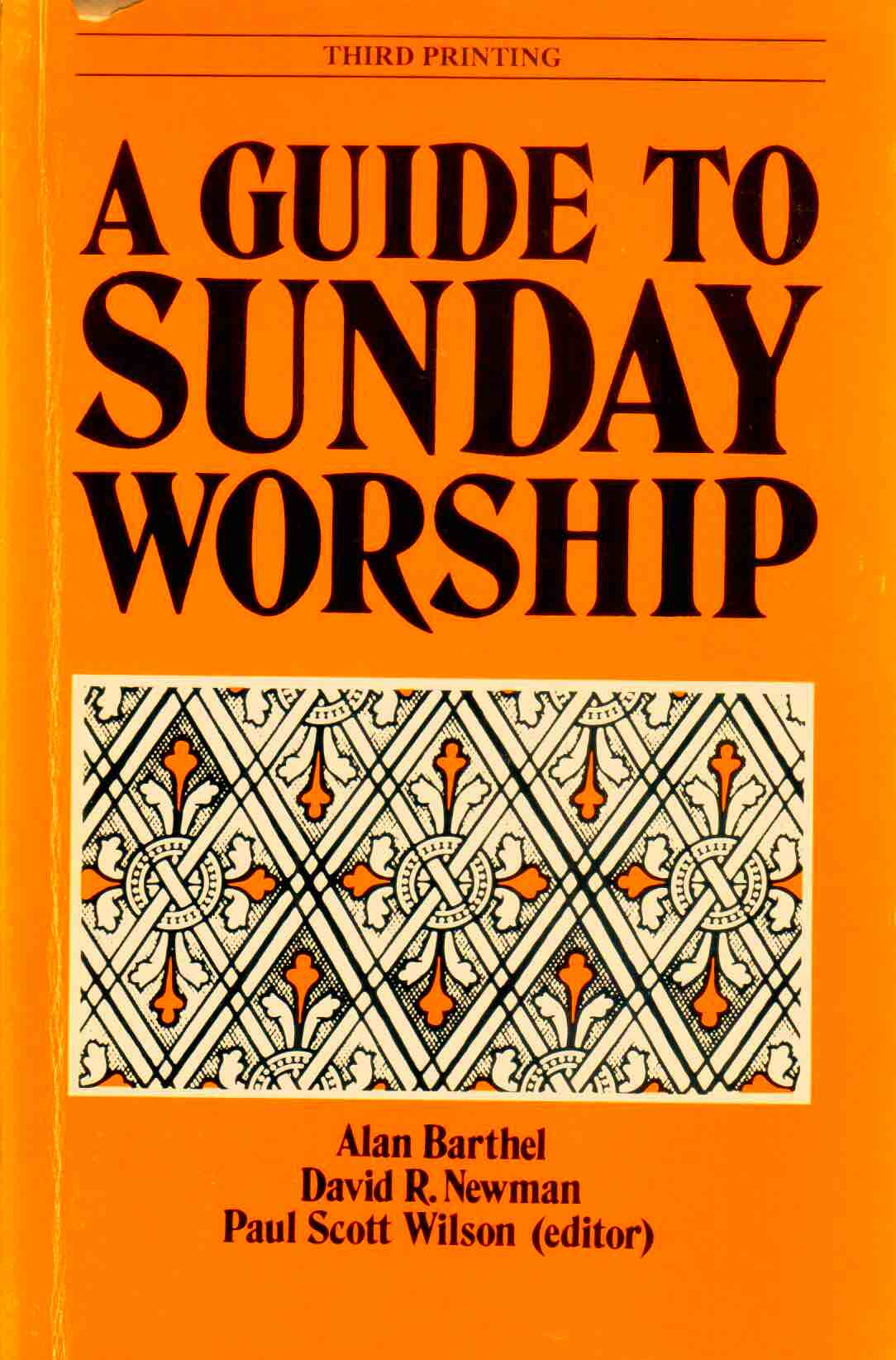 Cover of A Guide To Sunday Worship