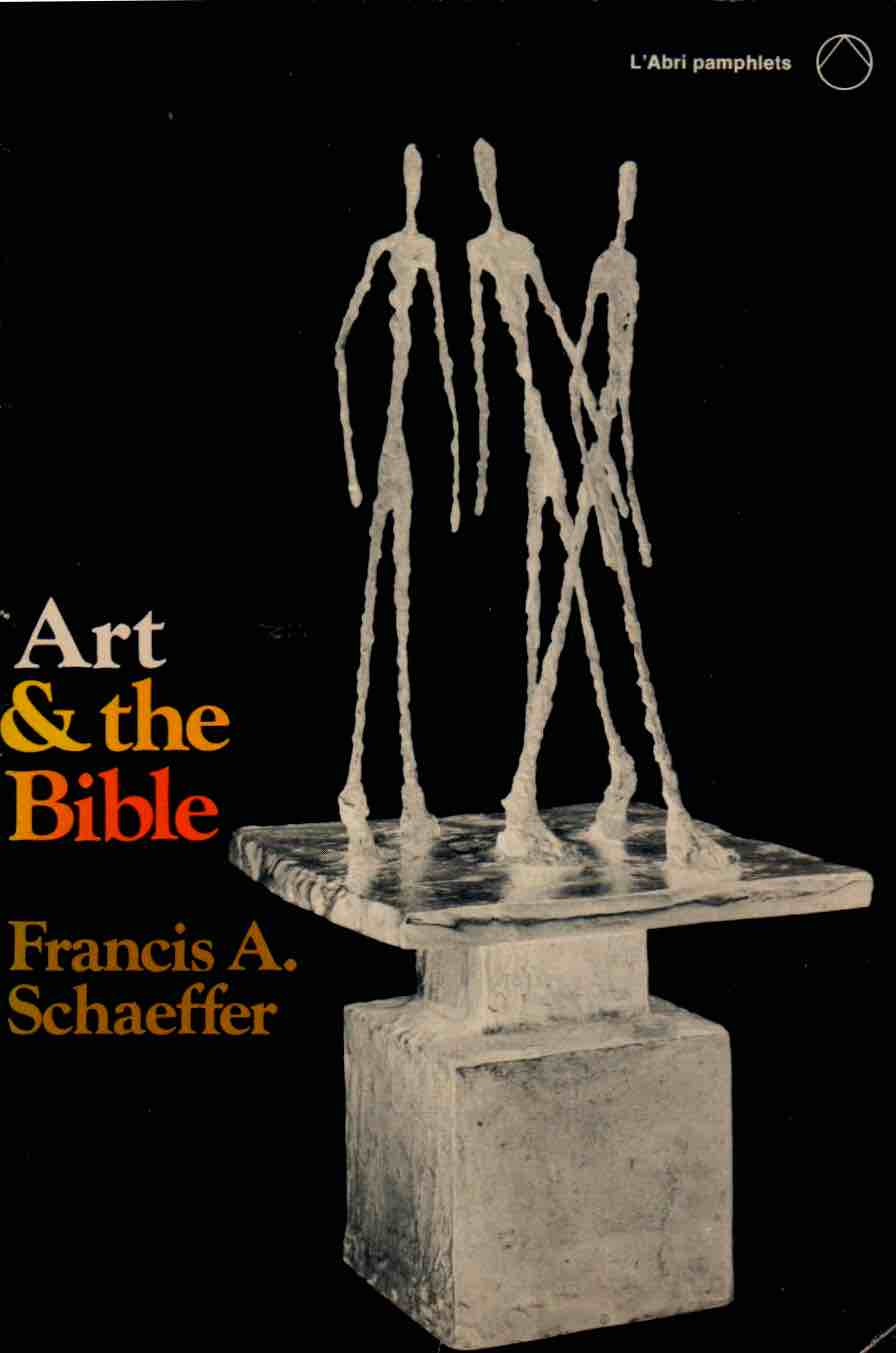 Cover of Art & the Bible