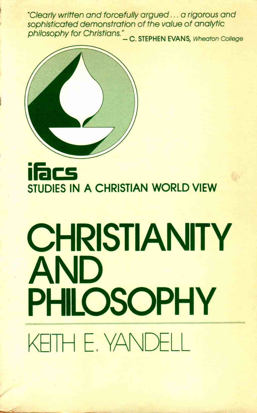 Christianity and Philosophy
